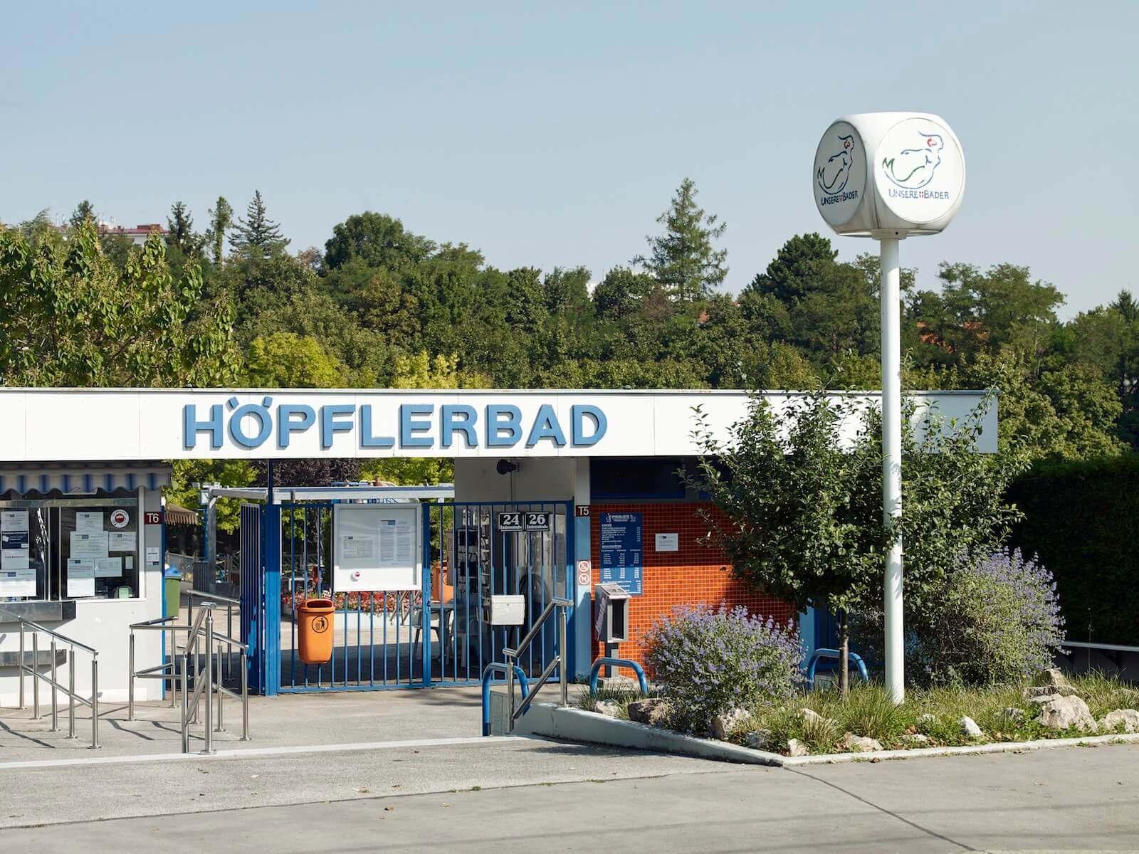 Eigentumswohnung Liesing Wien - Höpferlbad
